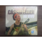Cd Cássia Eller   Rock In Rio   Ao Vivo   Digipack   Novo