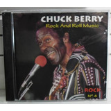Cd Chock Berry   Rock And Roll Music   Frete Gratis   Origin