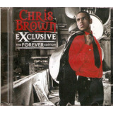Cd Chris Brown   Exclusive The Forever Edition   Novo