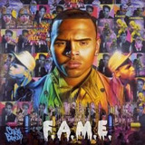 Cd Chris Brown   F a m e  Nacional Original E Lacrado