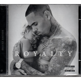 Cd Chris Brown   Royalty
