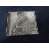 Cd Chris Brown Royalty Novo Album Novo Lacrado De Fábrica