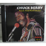 Cd Chuk Berry Rock And Roll Music Raro Rock Funk Soul Blues