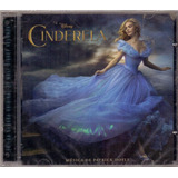 Cd Cinderela   Trilha Sonora Original Do Filme   Novo