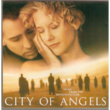 Cd City Of Angels - Music From The Motion Picture - Novo***