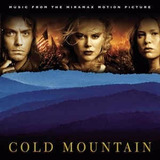 Cd Cold Mountain Soundtrack Jack White Gabriel Yared