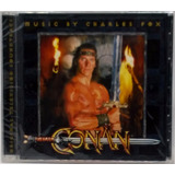 Cd Conan 1998 Music By Charles Fox Television Soundtrack