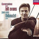 Cd Conversations With By Bill Evans  Jean yves Thibaudet