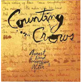 Cd Counting Crows   August And Everything After   Usado