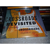 Cd Crossroads Eric Clapton Revisited 2016 Nac Digipack Lacr