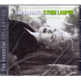Cd Cyndi Lauper   The Essential Collection   Novo