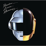 Cd Daft Punk Access Memories