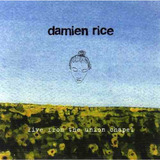 Cd Damien Rice   Live From The Union  d