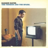 Cd Darren Hayes The Tension And The Spark  savage Garden