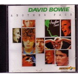 Cd David Bowie   Another Face  usado otimo