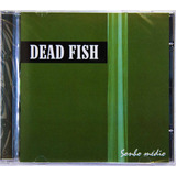Cd Dead Fish Sonho Medio Novo Lacrado
