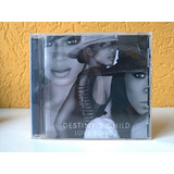 Cd Destiny's Child - Love Songs