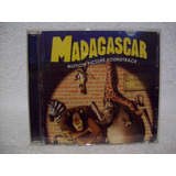 Cd Do Filme Madagascar  Importado  estados Unidos