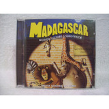 Cd Do Filme Madagascar