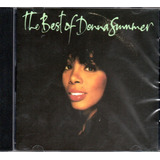 Cd Donna Summer   The Best Of