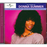 Cd Donna Summer The Universal Masters Collection Lacrado!!