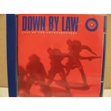 Cd Down By Law  last Of The Sharpshooters lacrado