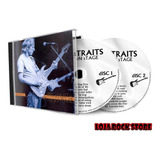 Cd Duplo - Dire Straits Every On Stage
