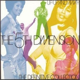 Cd Duplo 5th Dimension The Definitive Collection 20 Bit 1997