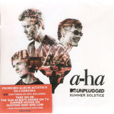 Cd Duplo A ha   Mtv Unplugged   Summer Solstice   Novo