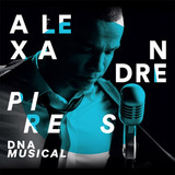 Cd Duplo Alexandre Pires   Dna Musical  992629