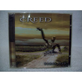 Cd Duplo Creed  Human Clay  Importado