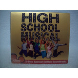 Cd Duplo High School Musical  Importado