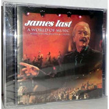 Cd Duplo James Last A World Of Music
