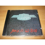 Cd Easy Rider   Back To Old Road  1993  original super Raro