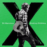 Cd Ed Sheeran   X Wembley Edition  2015  Cd   Dvd Lacrado