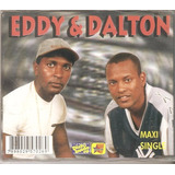 Cd Eddy & Dalton Mc s   Max Single  5 Faixas  Funk Melody
