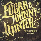 Cd Edgar & Johnny Winter   2cd   Brothers Winter