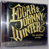 Cd Edgar & Johnny Winter - The Brothers Winter