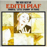 Cd Edith Piaf   The Very Best Of  91147