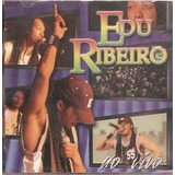 Cd Edu Ribeiro - Ao Vivo