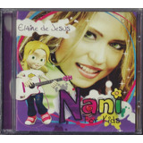 Cd Elaine De Jesus   Nani For Kids  bônus Pb  A85