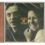 Cd Elis Regina E Tom Jobim Elis & Tom  Remaster 2012 Lacrado