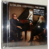 Cd Elton John & Leon Russel   The Union