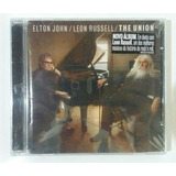 Cd Elton John  leon Russell  the Union