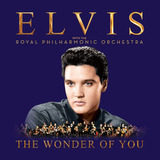 Cd Elvis Presley   The Wonder Of You  991813