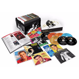 Cd Elvis Presley Album Collection  box 60 Cds   import
