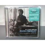 Cd Elvis Presley If I Can Dream: With Royal Philharmonic Orc