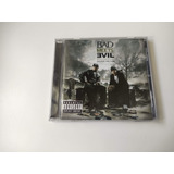 Cd Eminem Bad Meets Evil Deluxe Edition - Hell The Sequel