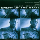 Cd Enemy Of The State Soundtrack   Usa Will Smith