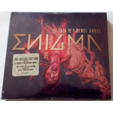 Cd Enigma The Fall Of A Rebel Angel  import  Pta Entrega